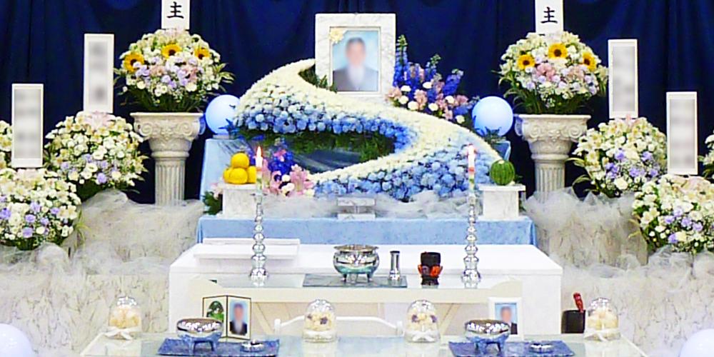 家族葬420,000円